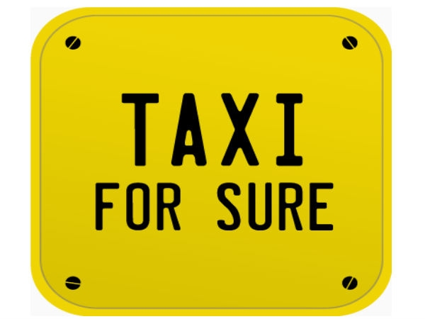 Taxi For Sure Not Authorized To Operate!!!