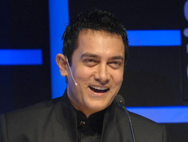 The Bollywood Actor Aamir Khan wish to play Sachin Tendulkar character on the big screen