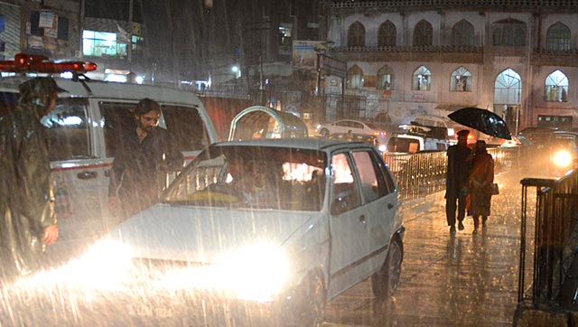 44 Dead, and nearly 200 injured by severe storm in Northwest Pakistan