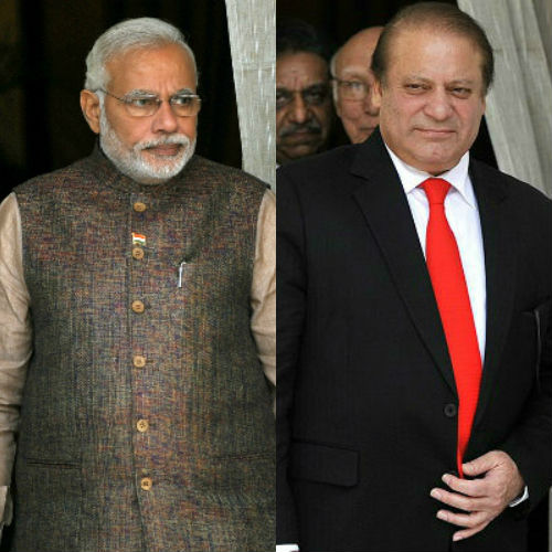 Pakistan PM Nawaz Sharif Praises Inida's Rescue Mission For Nepal Quake.