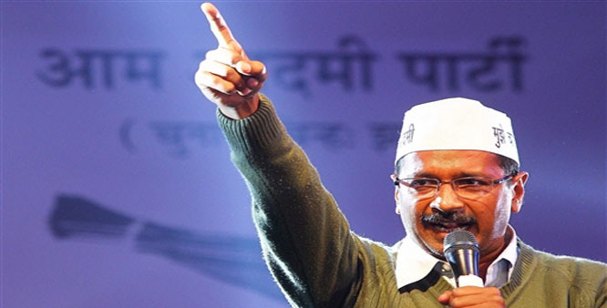 In Varanasi, Arvind Kejriwal taunts Narendra Modi, says Gujarat CM will vanish after polls