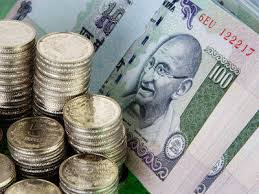 Rupee down 3 paise against dollar