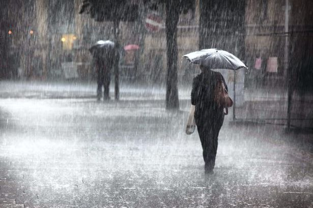 Heavy rain throws life out of gear in Odisha