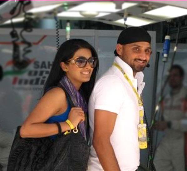 Harbhajan Singh to marry actor Geeta Basra in October.