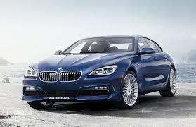BMW M6 Gran Coupe goes through ALPINA's scalpel