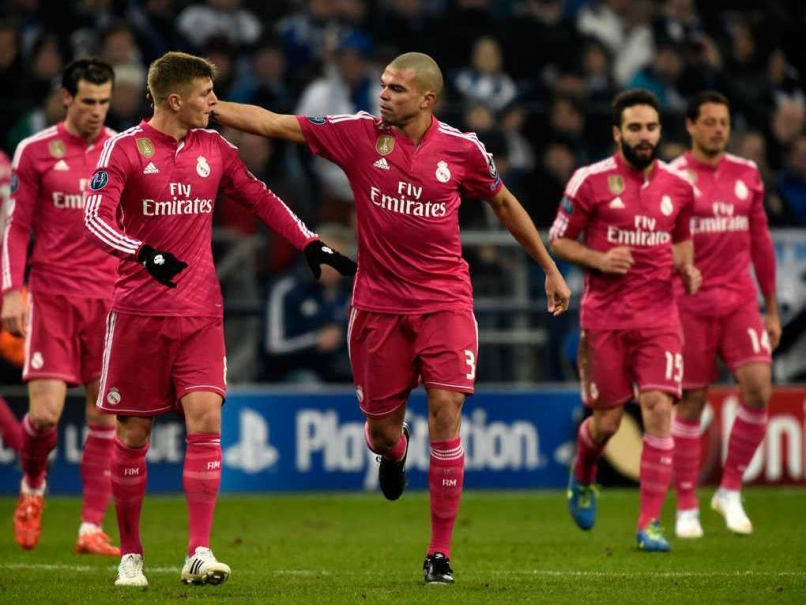 Real Madrid Move Towards Champions League Last-8 After Win over Schalke