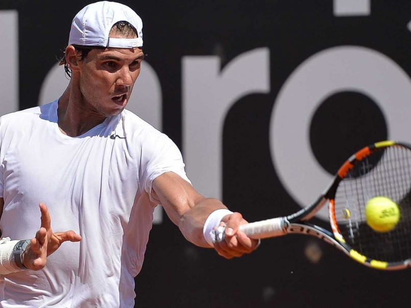 Defending Champions Rafael Nadal Advances in Rio