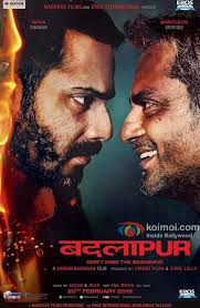 Badlapur (Crime, Drama, Thriller)