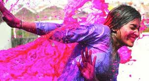 Nourish Skin , Hair on Holi, Be it not a SpoilSport!!!