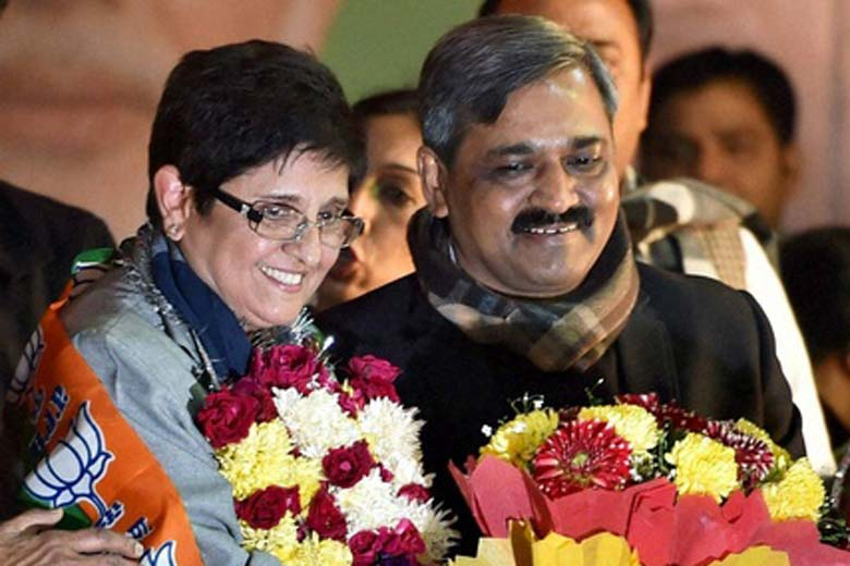 Despite feeling polls of exit, BJP insists of winning by good margin.