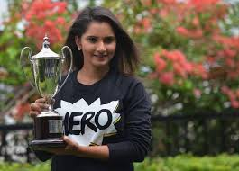 Tennis player Sania Mirza conferred with Rajiv Gandhi Khel Ratna award