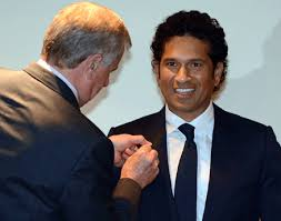 Dickie Bird - Sachin Tendulkar Should be a tosser