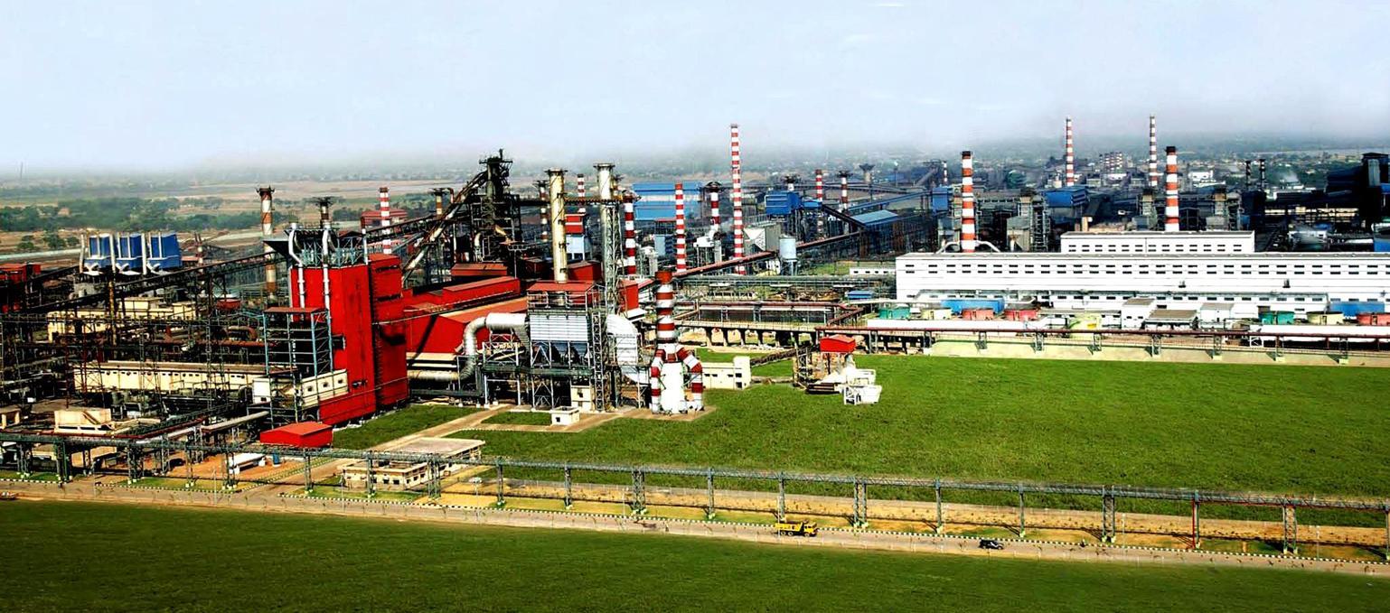 Jindal steel plant in Odisha faces closure.