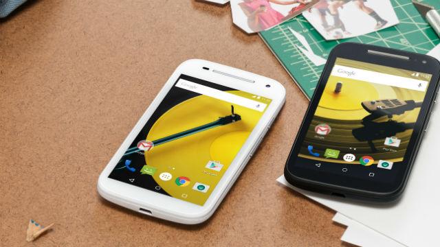 Tech-Revolution : Motorola Moto E 4G LTE