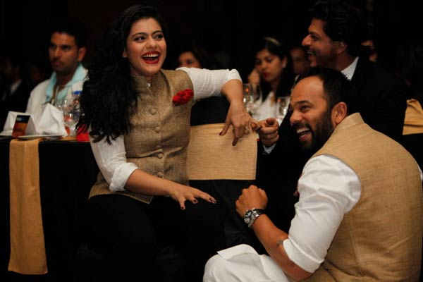 Shahrukh Khan, Kajol cast together for Rohit Shetty's 'Dilwale'.
