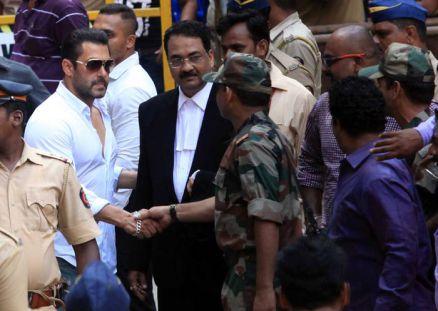 Salman Khan's bail an example for society for speedy destruction of cases.