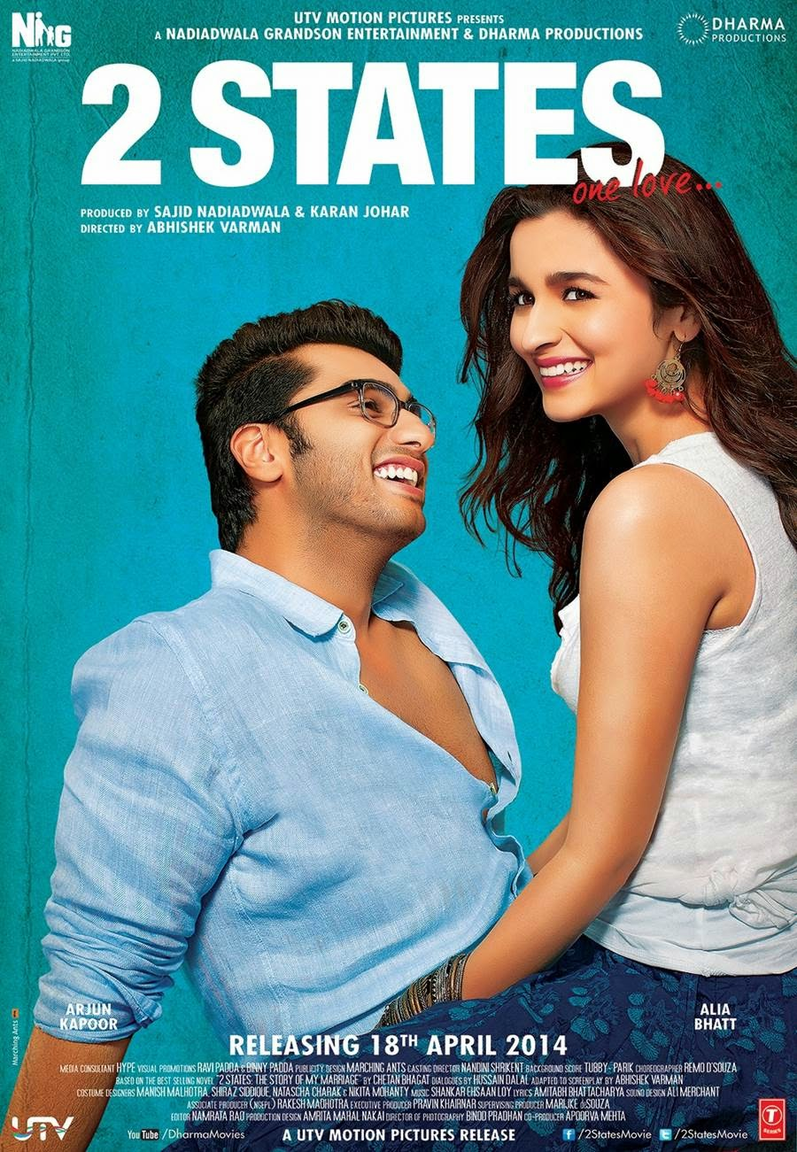 2 States: Newbies Alia Bhatt, Arjun Kapoor score their first 100-crore hit