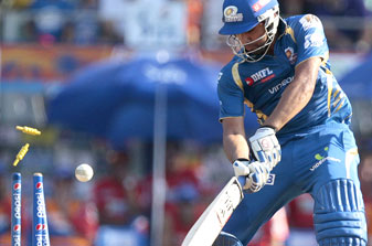 Never thought scores would be tied in 14.3 overs: Rohit Sharma