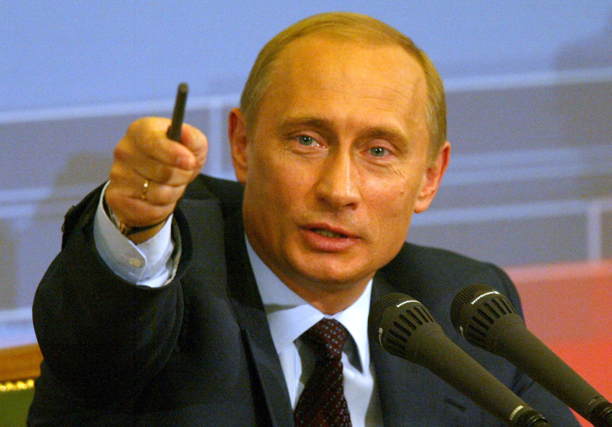 Separatists to debate Putin referendum call