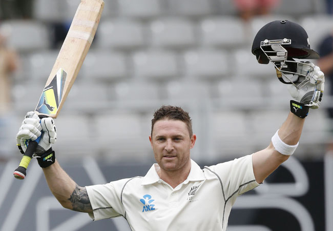 McCullum frustrates India with 281*