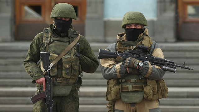 'Russia seeks World War Three�: Ukraine�PM