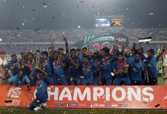 Sri Lanka finally taste Cup success as India crumble
