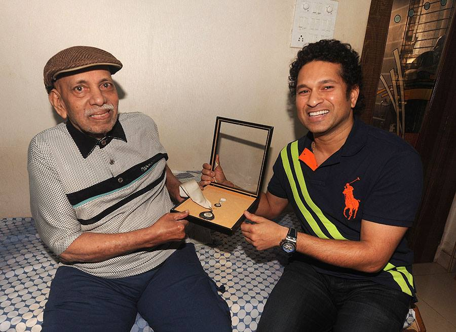 Tendulkar, Sehwag nominated for 'Cricketer of the Generation' award.