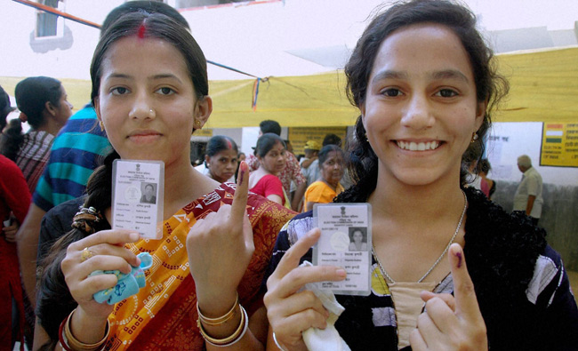 High turnout in sixth phase of LS poll, TN records 73%