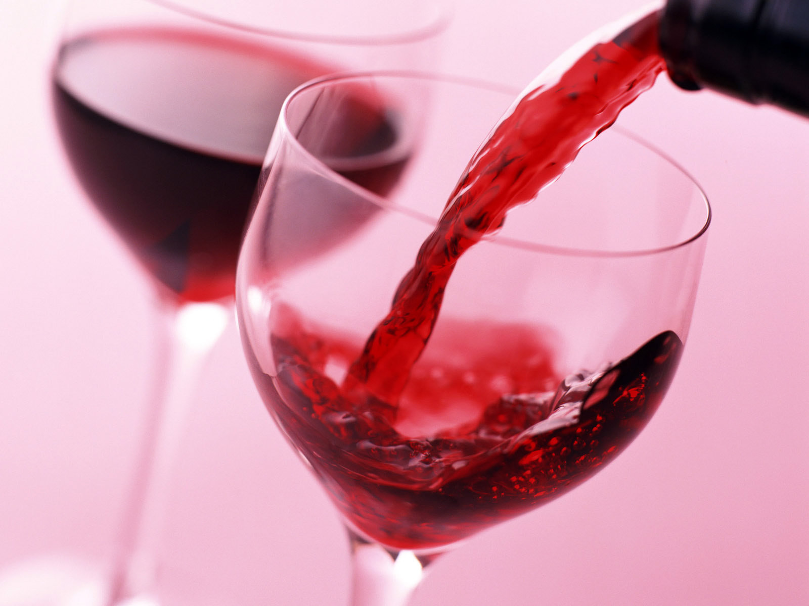 A glass of wine a day keeps the doctor away.