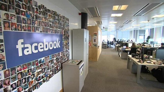 Facebook virtual tour by Mark Zuckerberg