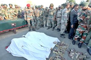 Pathankot Terror attack: Terrorists attack the city, 7 jawaans dead