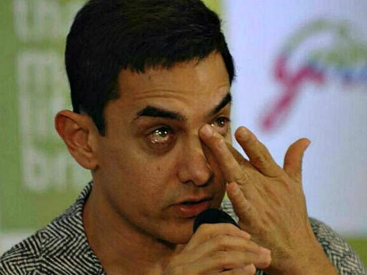 Amir Khan No more a part of Incredible India?