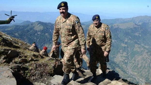 पाक सेना प्रमुख कमर बाजवा ने कहा-अशांति के लिए भारत जिम्मेदार
