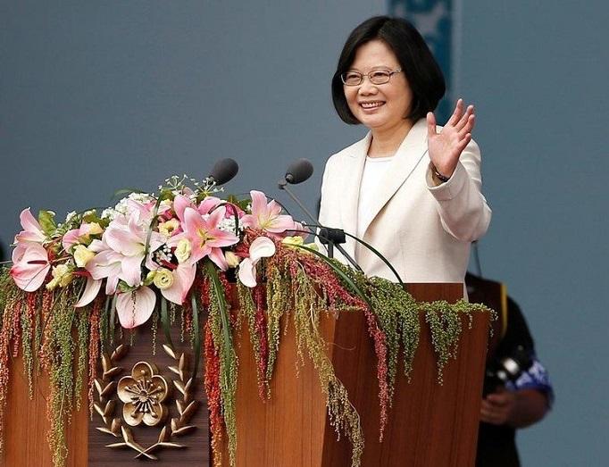 ताइवान की राष्ट्रपति साई इंग-वेन ने भारतीय पर्यटकों से हिंदी में कहा, धन्यवाद