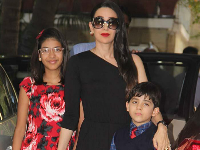 Karishma's Kapoor's divorced husband demands custody of children