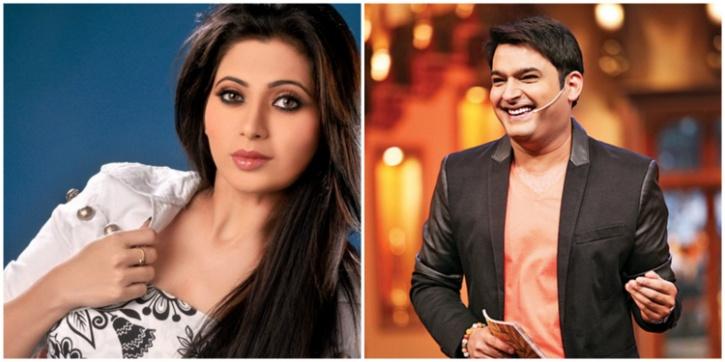 Kapil Sharma misbehaves with Marathi Actress