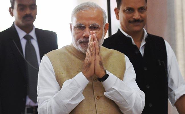 PM Narendra Modi visits Air Base in Pathankot to visit injured soldiers