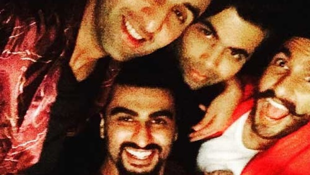 A hot birthday party took place  in B-town with the charming GUNDAY!!!