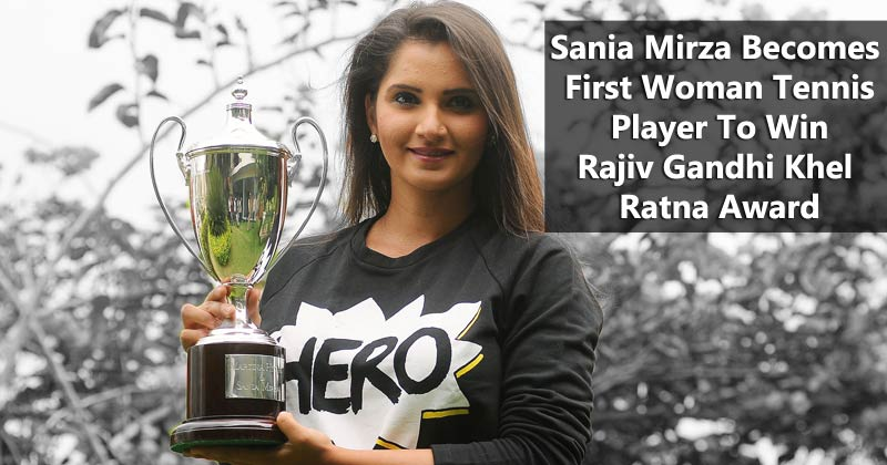 Sania Mirza: India's Tennis Beauty to be Crowned