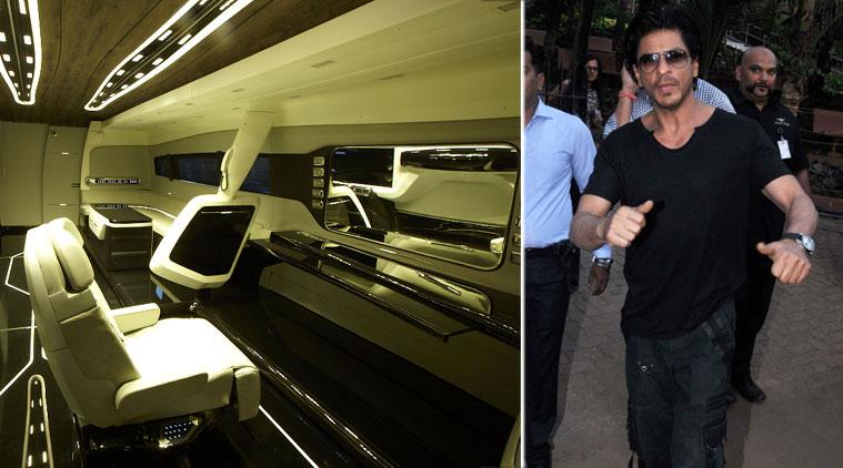 Shah Rukh Khan Nikla Gaddi leke!